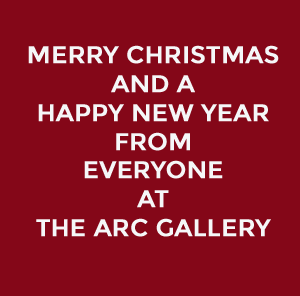BEST WISHES FOR 2017 FROM EVERYONE AT THE ARC GALLERY