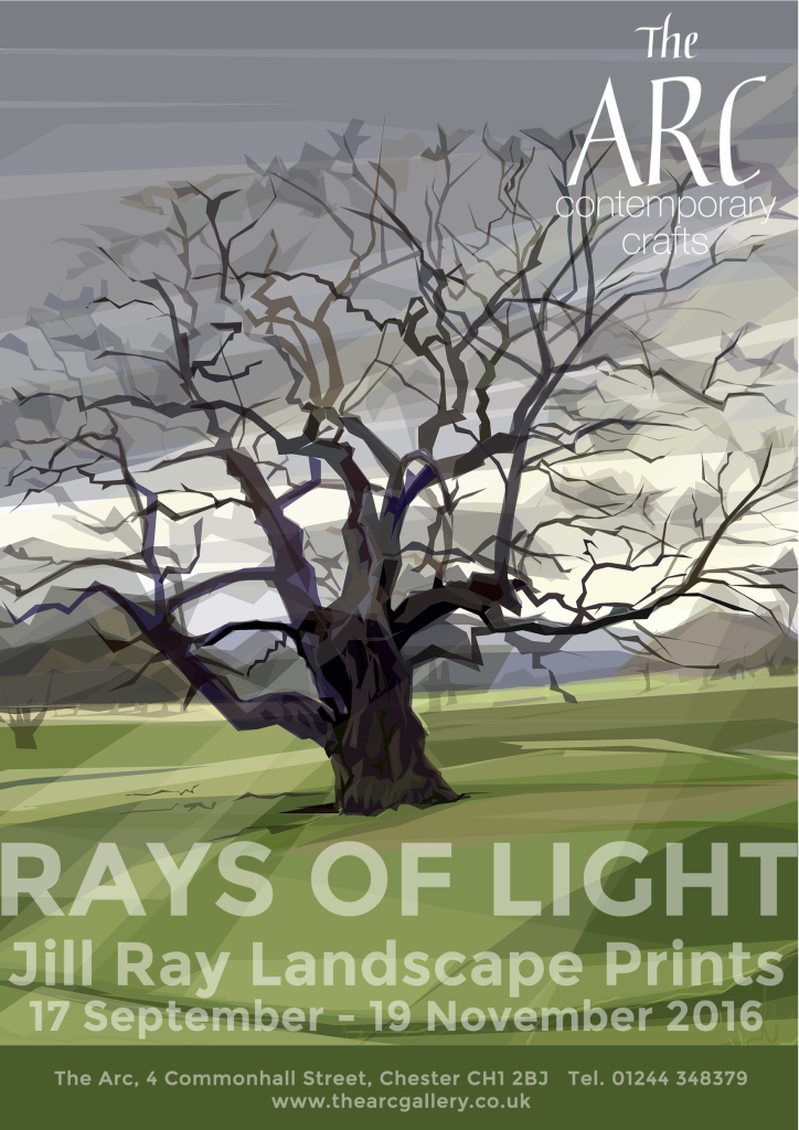 Ray of Light Poster