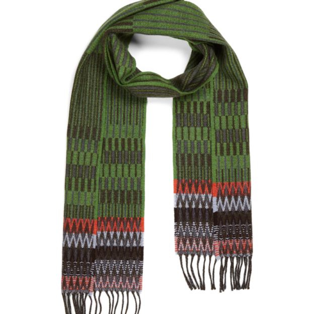 scarf-lambswool-furrow-green-pdf