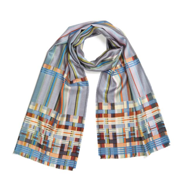 scarf-silk-scarf-lena-silver