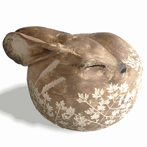Lilly Reid Ceramic Hare Sculpture