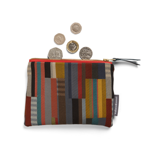 Wallace Sewell Zip Coin Purse