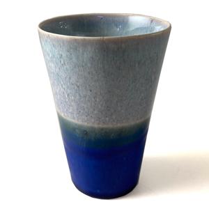SGW Porcelain ceramic Beaker Pale Blue