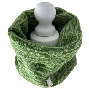 Olive Pearson Lambswool Cowl