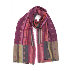 Wallace Sewell Doublecloth Wrap Jacopo Pink