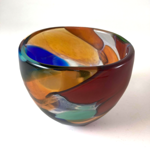 Shakspeare Glass Bowl