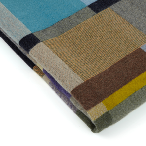 Wallace Sewell river Lambswool Throw