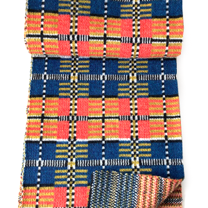 Quinton-Chadwick-Merino-Scarf-Checkers-Orange2