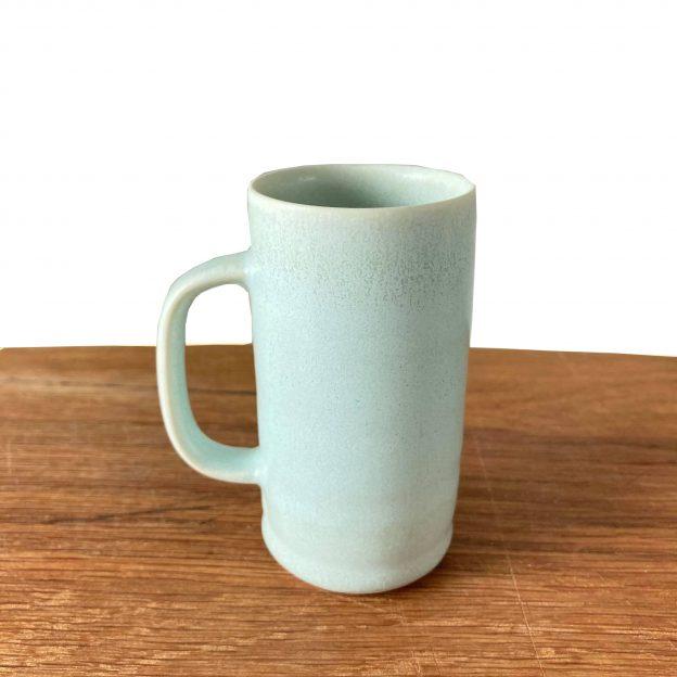 Rebecca Callis Tall Tiny Mug Mint