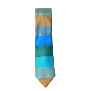Victoria-Richards-Silk-Tie-Band-Blue