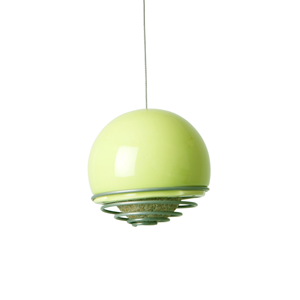 Belle Bird Feeder Lime