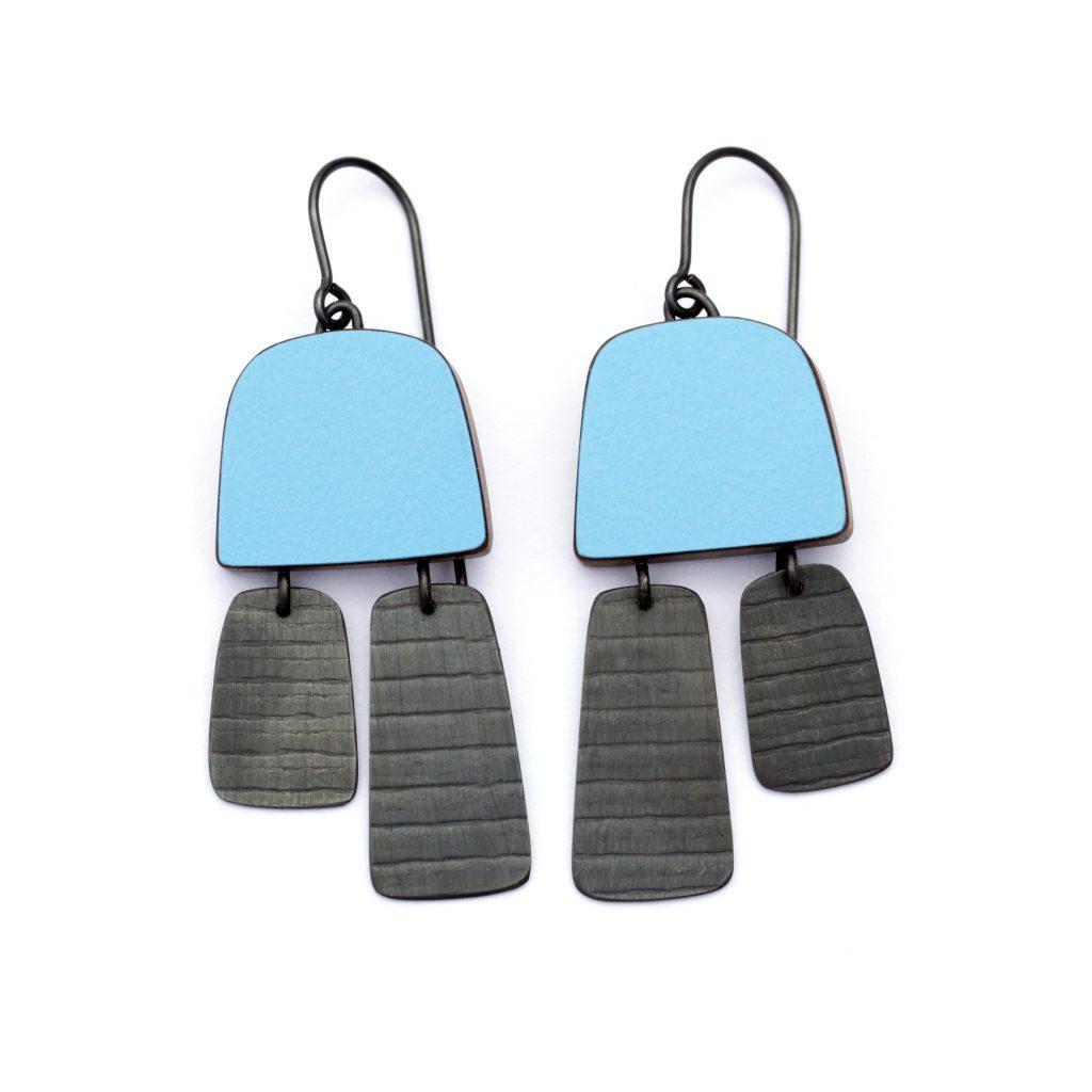 emily-kidson-blue_two_part_stripe_earrings